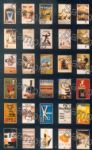 Tiny Signs OO138 - OO Scale London Transport Travel Posters Post-1930